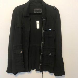 Sanctuary Black Jacket - New!!